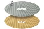 cameo silver.gold
